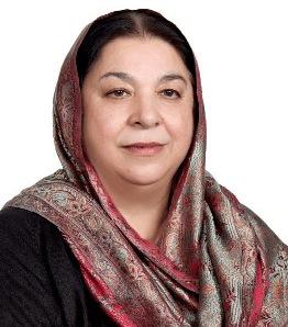 Yasmin Rashid