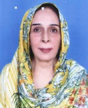 Nasrin Tariq