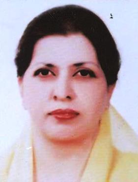 Shawana Bashir