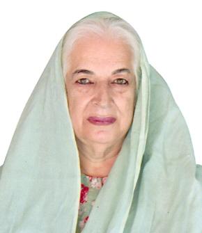 Zakia Khan